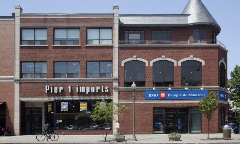 4817 4833 Sherbrooke O Westmount Bureaux Trium Immobilier