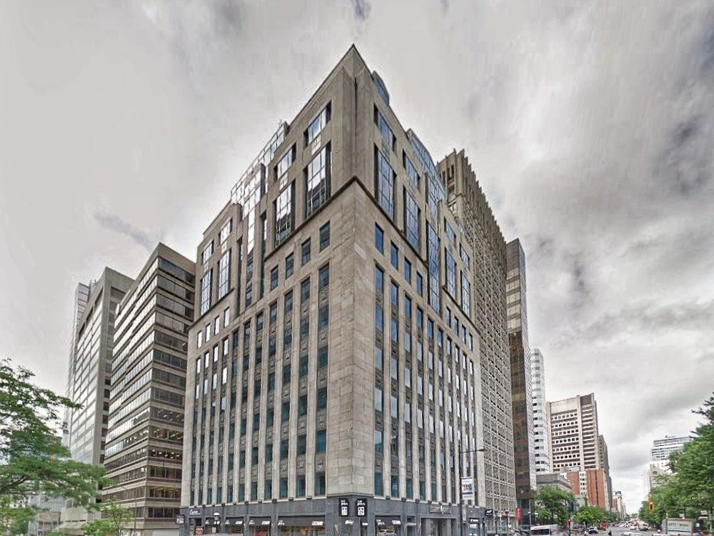 630 Sherbrooke Ouest Montreal Trium Immobilier