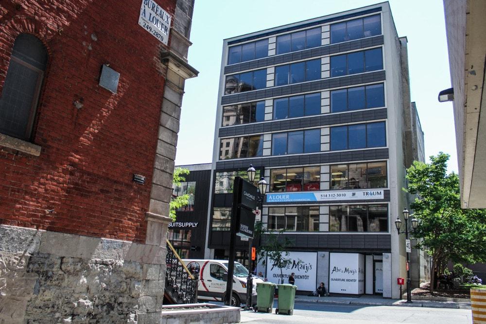 2160 de la montagne montr al trium immobilier for Agence immobiliere montreal